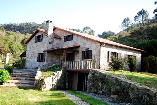 Alquiler de casas completas en galicia galicia travel - Casas rurales de galicia ...