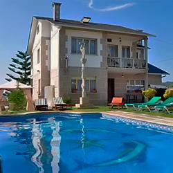 Alquiler de casas completas en galicia galicia travel for Alquiler de casas vacacionales con piscina